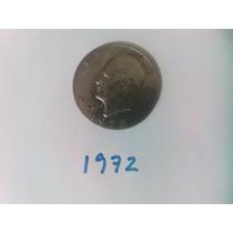 Moneda 1 One Dollar Liberty 1972 1974