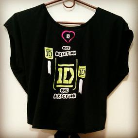 Camisa Franela Talla S One Direction Artistas Online