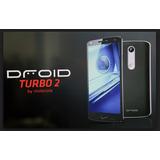 Motorola Droid Turbo 2 - 21 Mpx. 3gbram - 4g - 4k - 64gb
