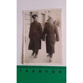 Foto Original Soldados 2ª Guerra Mundial Origem Bulgária