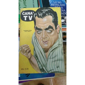 Canal Tv Año 1961.