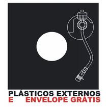 Capa Disco De Vinil Lp Djs 12 - 05 Unid +05 Envelopes Grátis