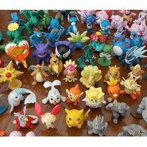 Lote De 24 Bonecos Miniatura Pokémon Go Para Colecionadores