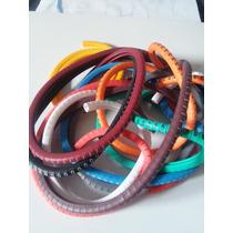 Marcador Para Cables Numeros 0-9 Paquete Con 100 Pzs Colores
