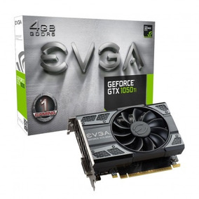 Evga Geforce Gtx 1050ti Gaming 4gb Gddr5 04g-p4-6251-kr