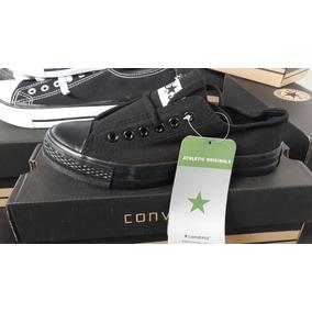 Zapatos Converse All Star Caballero Y Dama Blanco