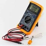 Multitester Digital 890 G Mide Temperatura-capacitores