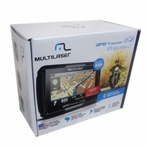 Gps Para Moto Multilaser Tracker 2 Moto 4,3 - Gp 040