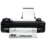 Hp Designjet T120+rollo De Papel A1+ Kit Cartucho Rellenable