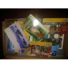 Coleção De Cartões De Orelhão Mais De 500!