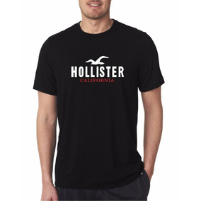 Camiseta, Camisa Hollister California