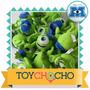 Lote X 6. Mike Wazowsky Souvenir Cumpleaños Pixar Disney
