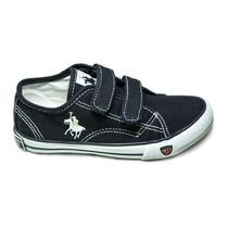 Tenis Sneaker Kids Modelo Kc-301-03 Polo Club Rcb