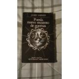 Libro Poesía, Nuevo Recuento De Poemas, Jaime Sabines.