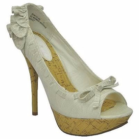 Zapatos Importado Stiletto Único Para Tus Quince,egresada 38