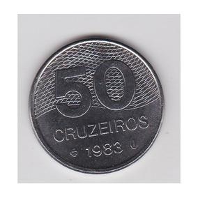 Vendo Essas Moedas Antigas Cruzeiros 1983/1984/1986