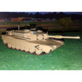 Tanque Do Exército Americano M1 Abrams - 1/72 - Novo