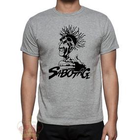 Camisa Sabotage Rap Humildade E Respeito Favela Camiseta .