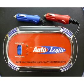 Cargador Acumulador Arrancador Auto 12v Volt Voltaje Cigarro