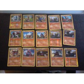 Lote Cartas Pokemon Con Descuentos / Por Unidad
