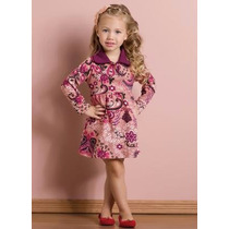Roupa Infantil Menina - Vestido