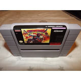Sunset Riders Repro Super Nintendo Snes