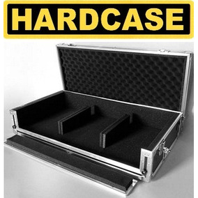 Case Para Cdjs 350 + Mixer 2 Canais Djm 350 Pioneer & Outros