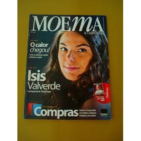 Revista Moema E Campo Belo Isis Valverde N°30