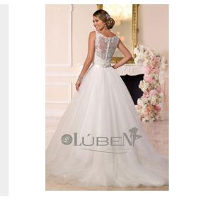 Mega Promoção Vestido De Noiva Civil 2 Em 1 Cauda Longa