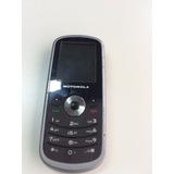 Motorola Wx 290 (personal) Con Cargador