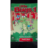 Little Bugs 1 Pupils Book - Macmillan - Libro De Ingles