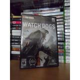 Watch Dogs - Nuevo Y Sellado - Pc