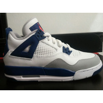 Tenis Air Jordan 4 Knicks Retro Original Envío Gratis