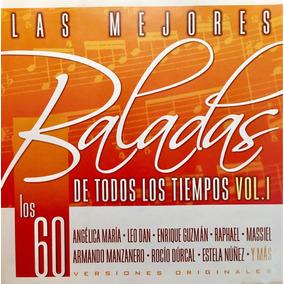 Cd Los 60 Las Mejores Baladas Vol 1 Leo Dan Raphael Massiel