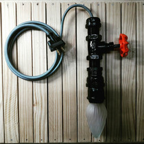 Lampara Colgante Vintage Industrial Flama Switch On Off
