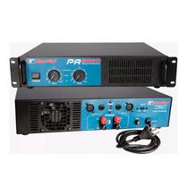 Amplificador De Potência New Vox Pa 2800