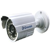 Câmera Segurança Infravermelho 2,8mm Greatek Ir Cut 6412g