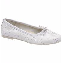 Zapatos Balerinas Cuero Marcel Nenas Comunion Fiestas 27/33