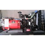 Generador, Grupo Electrógeno Iveco 60 Kva, 95 Hp, Nacional