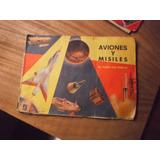 Album De Figuritas Aviones Y Misiles