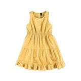 Vestido Lesie Infantil Menina Amarelo Hering Kids Kvetyrbsi