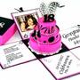 Kit Imprimible De Invitaciones De Cajitas Explosivas Novedad