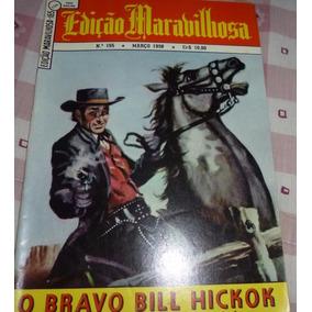 Edição Maravilhosa 165 03/1958-o Bravo Bill Hickok