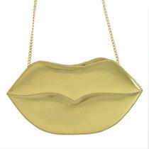 Bolsa Boca Dourada