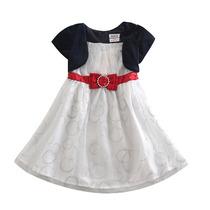 Vestido Infantil De Festa Bebê Importado Pronta Entrega
