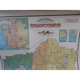 Mapa Rural Del Partido De Chascomus