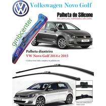 Palheta Limpador Parabrisa Volkswagen Novo Golf 2014 E 2015