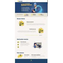 Portal Responsivo Para Empresa De Construção Civil   Tema Wp