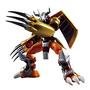 Digimon Dardos De 5 Pulgadas Figura De Acción De Wargreymon