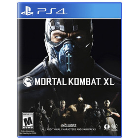 ..:: Mortal Kombat Xl ::.. Para Ps4 En Start Games.